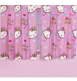 Hello Kitty Gordijn Kant Klaar Style HK08217-137