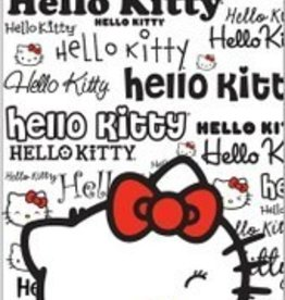 Hello Kitty Handdoek 150x75 Smile HK08208