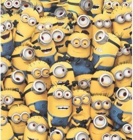 Despicable ME Dekbedovertrek Minions