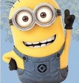 DESPICABLE ME HANDDOEK 1INA MINION
