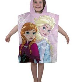 Frozen Poncho Handdoek