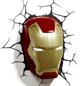 Iron Man Lamp Marvel