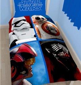 Star Wars Dekbedovertrek Divider Episode VII
