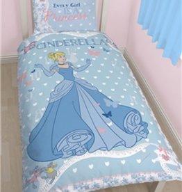 Princess Dekbedovertrek Cinderella