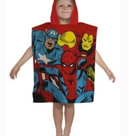 Marvel Poncho