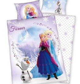 Frozen Anna & Elsa Dekbedovertrek