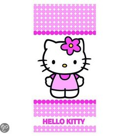 Sanrio  Hello Kitty Handdoek Stipje