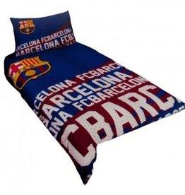 FC Barcelona FC Barcelona Dekbedovertrek Slogan
