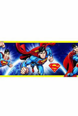 DC Comics Superman Zelfklevende Behangrand