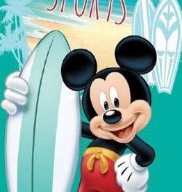 Disney Mickey Handdoek Summer sports