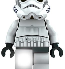 Lego Star Wars Storm Trooper Zaklamp