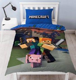 Minecraft Minecraft Dekbedovertrek APRIL BESCHIKBAAR
