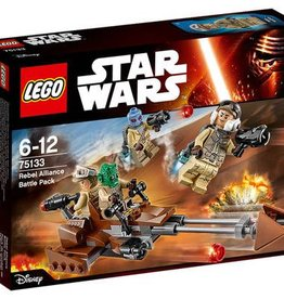 Lego Lego Star Wars Rebel Alliance Battle Pack 75133
