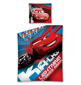 Disney Cars Cars Dekbedovertrek Strikes Again