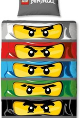 Lego Ninjago Dekbedovertrek