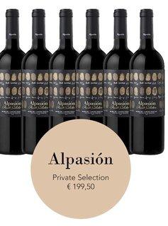 Alpasión Wines Private Selection 2012 - Doos 6 flessen
