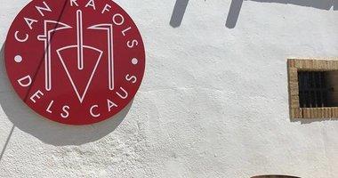 Can Rafols dels Caus - Het wijnhuis