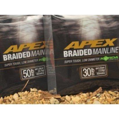 Korda Apex Braided Mainline 450m