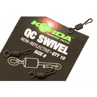 Korda QC Swivel Size 8