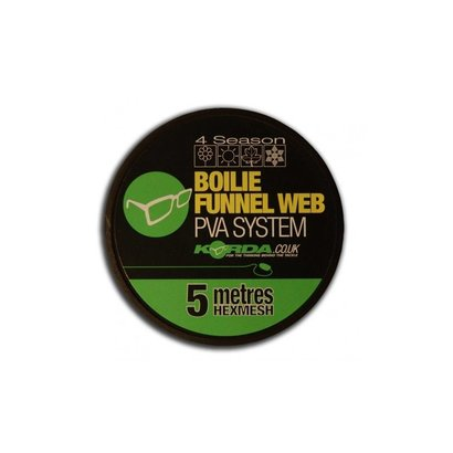 Korda Boilie Funnel Web PVA System Refill