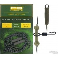 PB Products Silk Ray Heli-Chod Leader