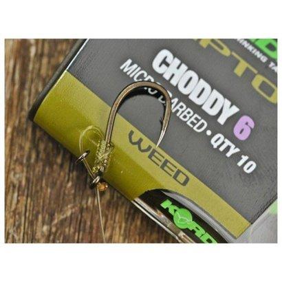 Korda Kaptor Choddy Weed Haken