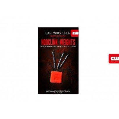 CW Tungsten Hooklink Weights