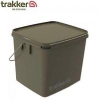 Trakker 17 liter Olive Square Container