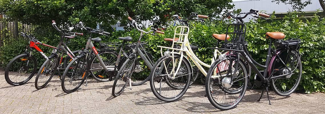 Overzicht elektrische fietsen