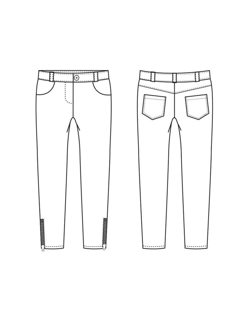 "S1003 Pantalon ""Kim"""