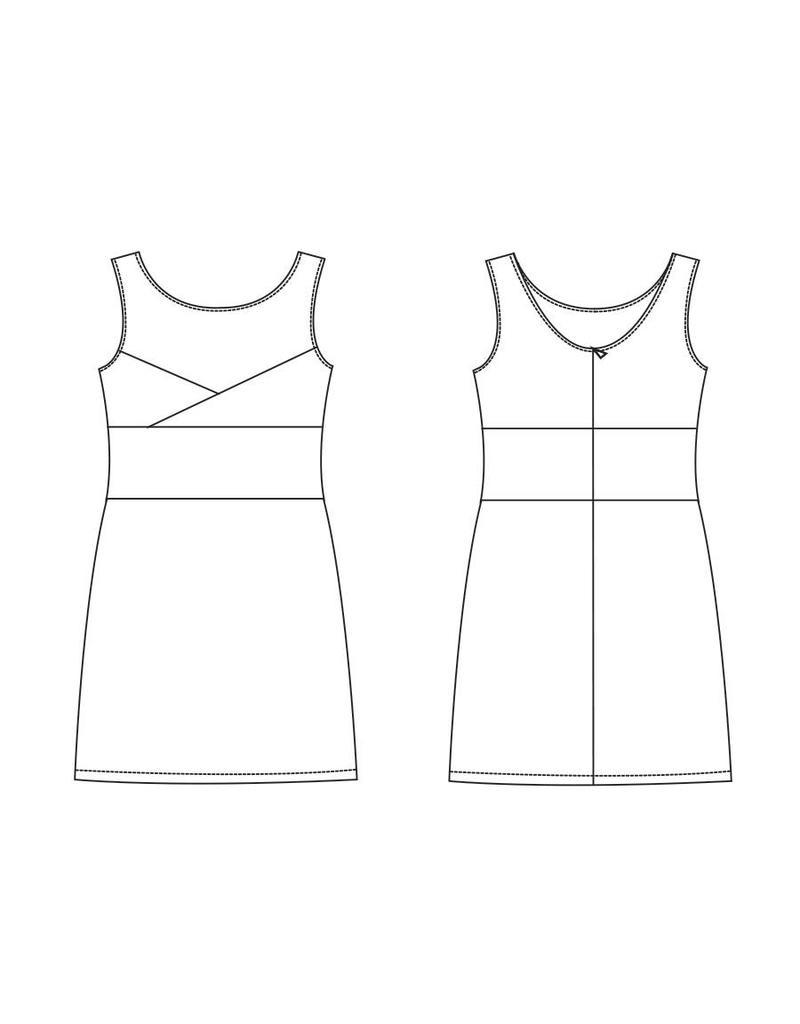 "S1006 Dress ""Karen"""