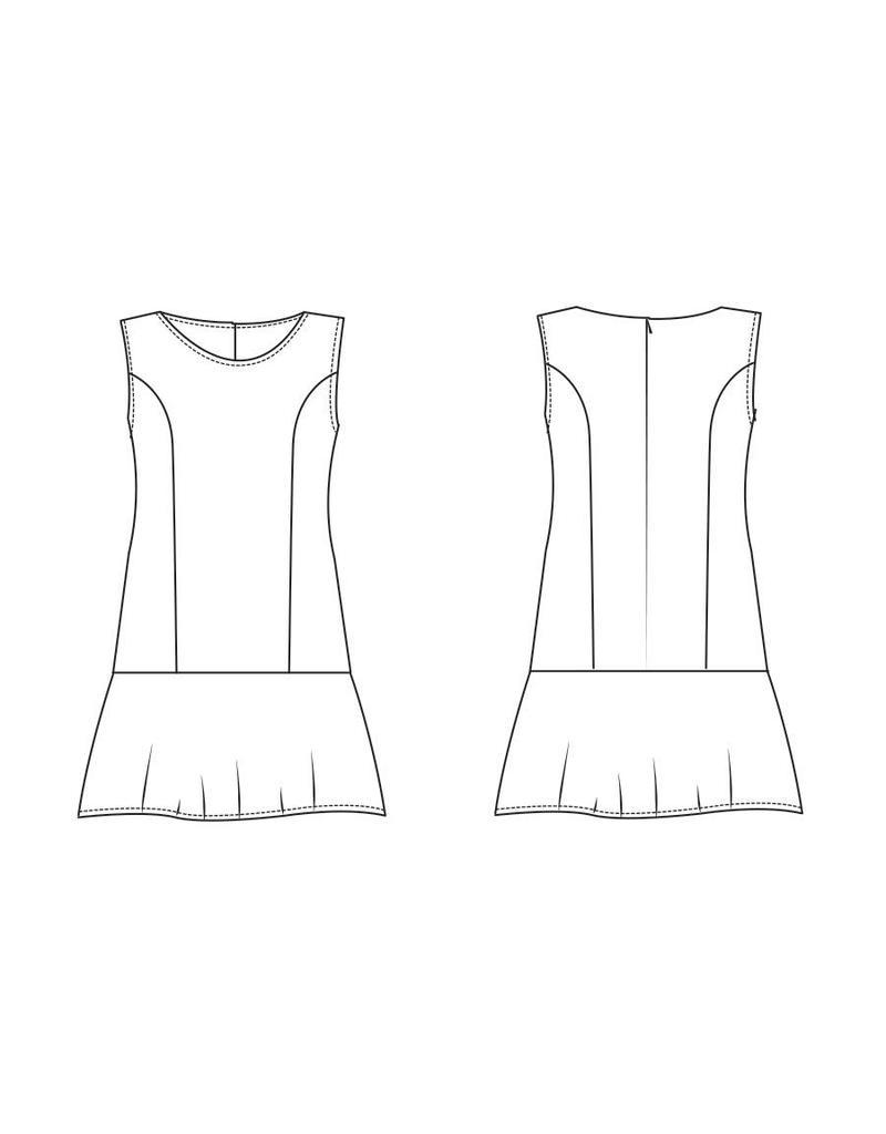 """S1013 Dress """"Joelle"""""""