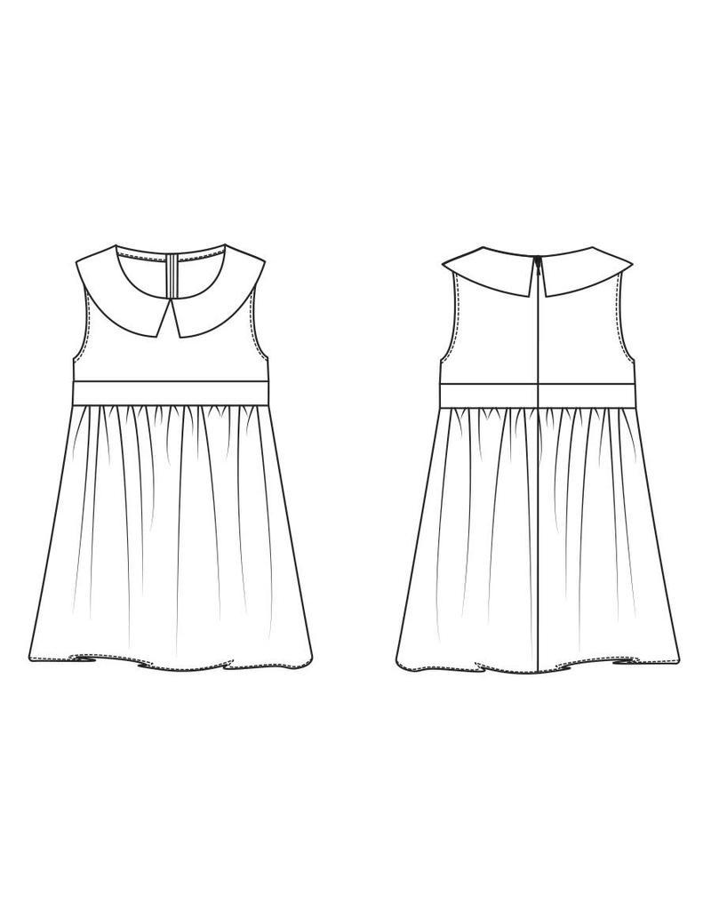 "P1002 Dress ""Lorell"""