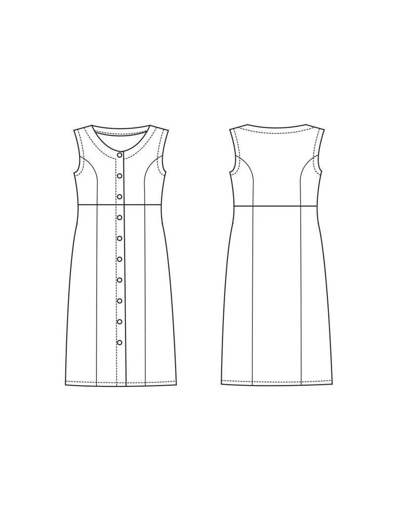 """S1022 Dress """"Eva"""""""