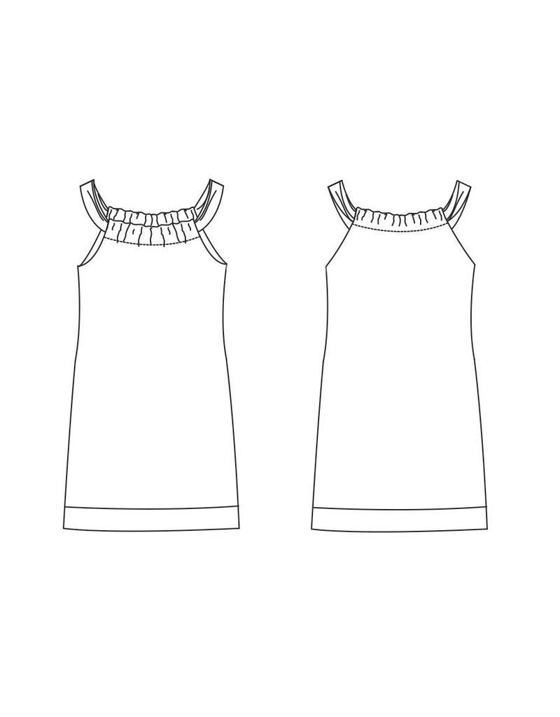 "K1002 Kleid ""Beau"""