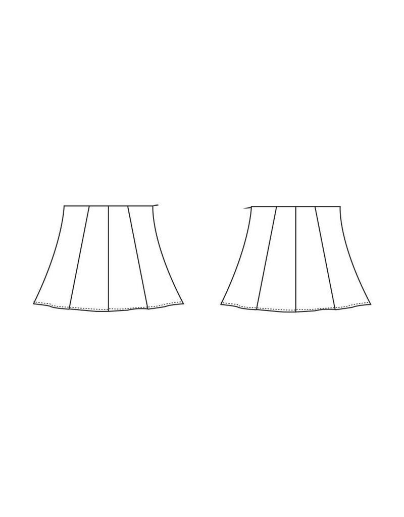 """S1027 Skirt """"Pam"""""""