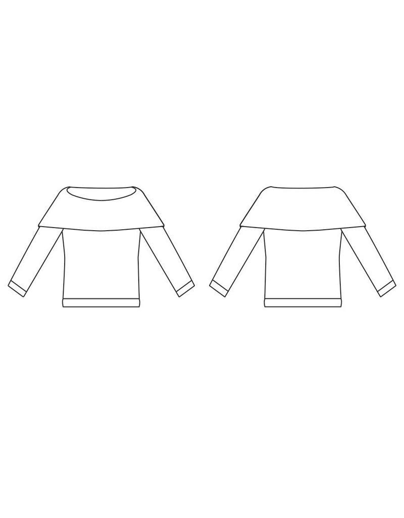 "S1028 Sweater ""Elsa"""