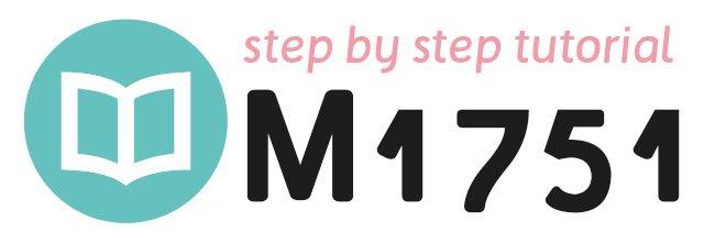 Tutoriel M1751