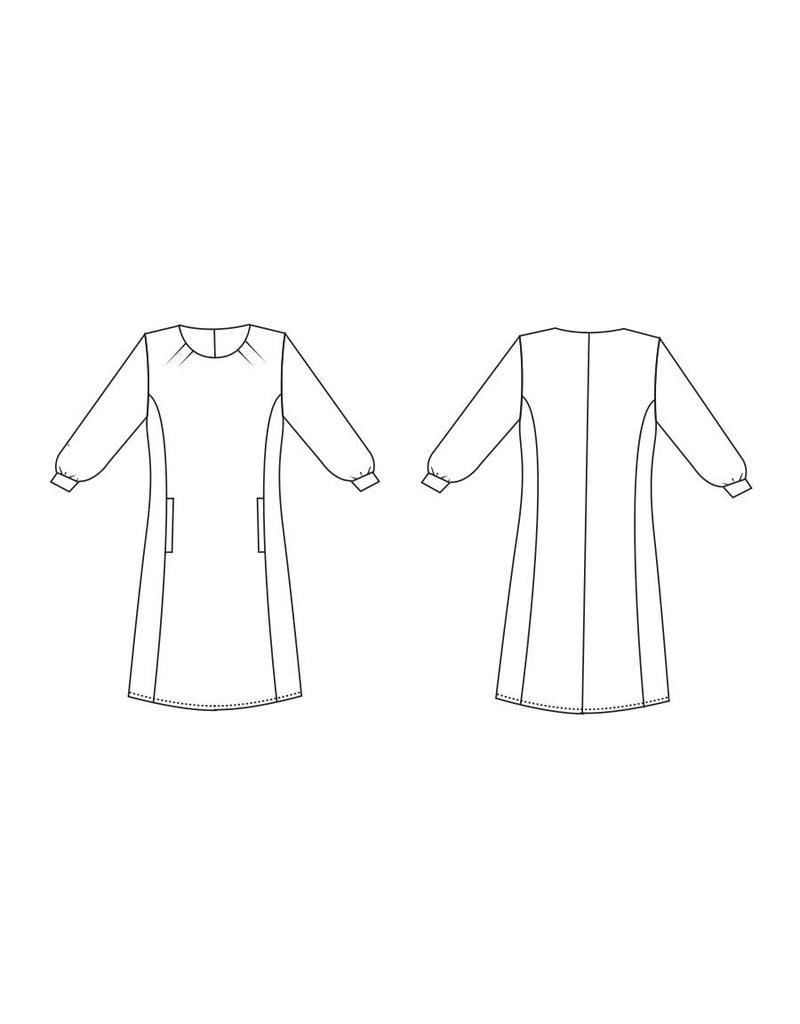 "S1036 Dress ""Sonja"""