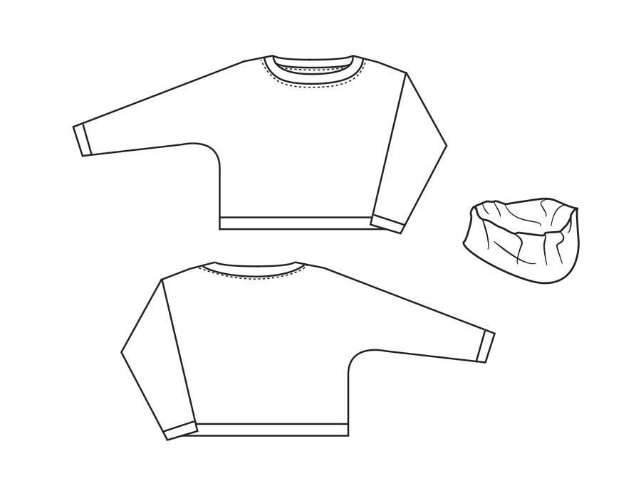 """P1018 Shirt """"Senna"""""""