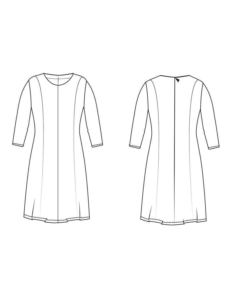 "S1041 Kleid ""Rosa"""