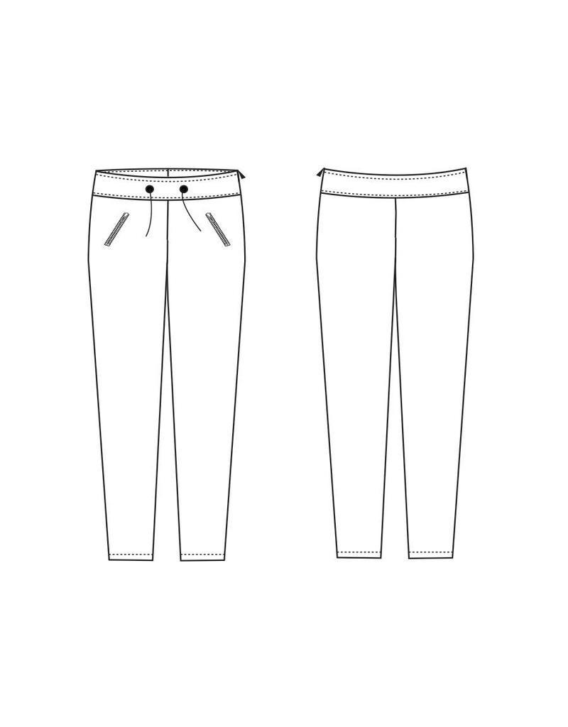 "S1042 Pantalon ""Jody"""
