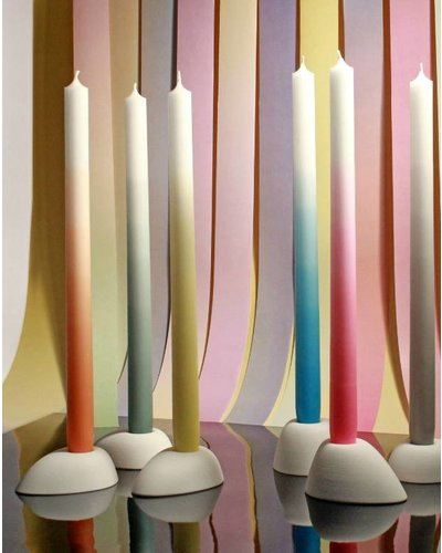 mo man tai gradient candles mix - 6x