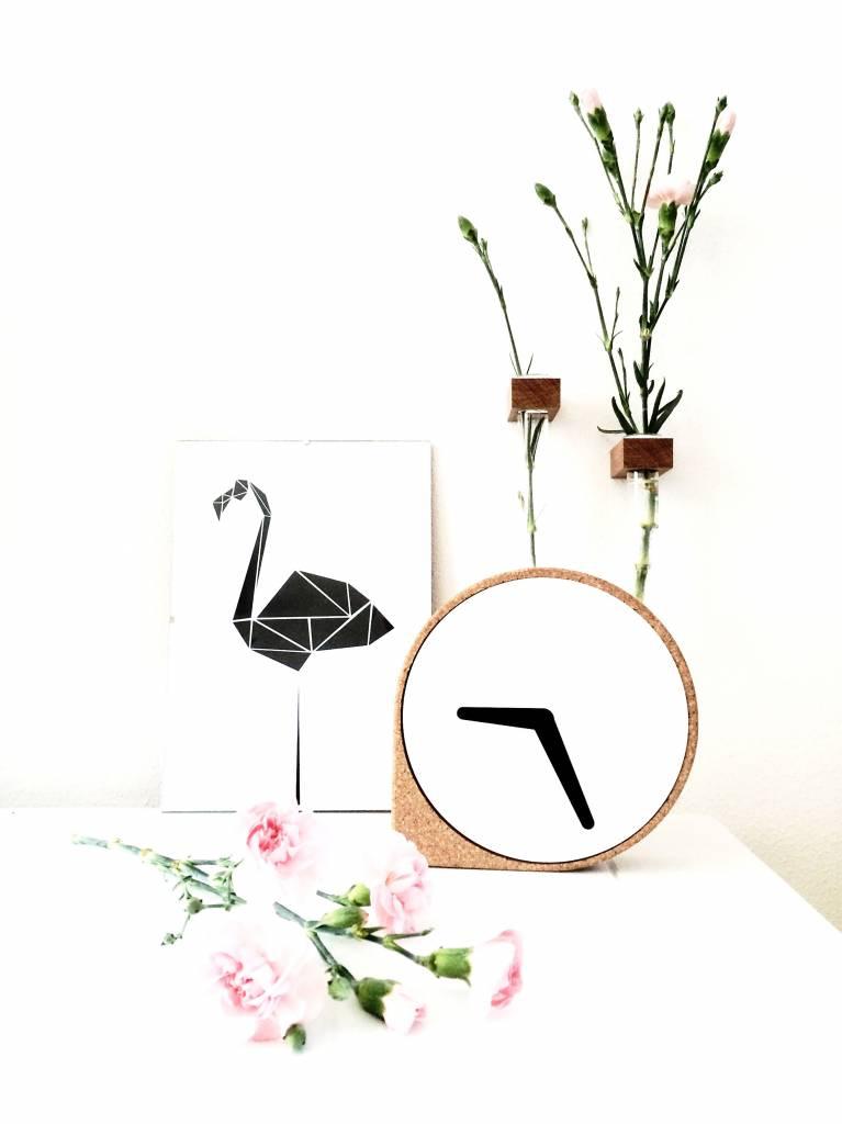 puik art clork natural clock