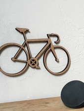 no gallery bike wood
