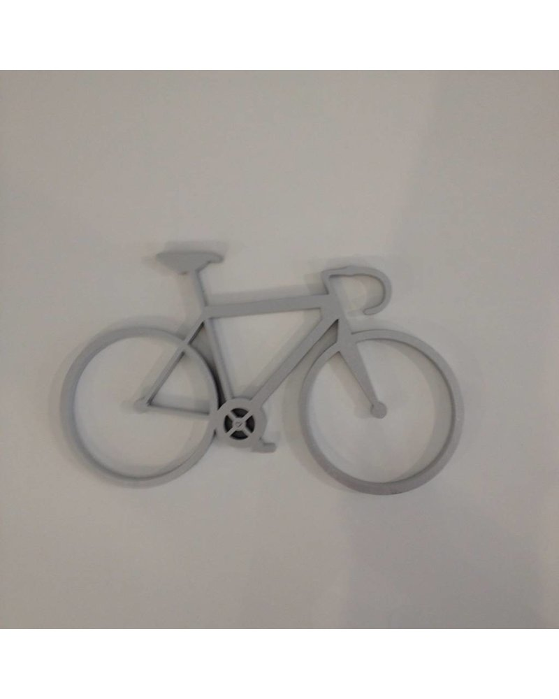 no gallery bike silver