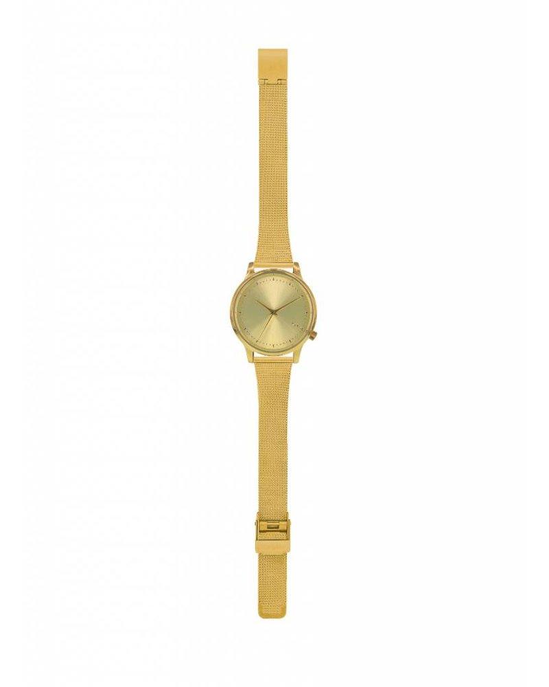 komono estelle royale gold horloge