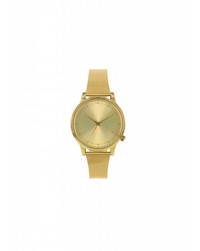 komono estelle royale gold watch