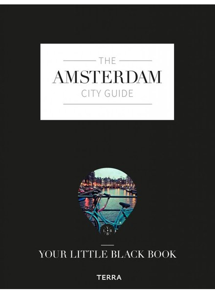 your little black book amsterdam city guide