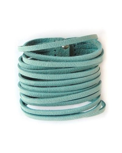 renske versluijs cuff bracelet mint